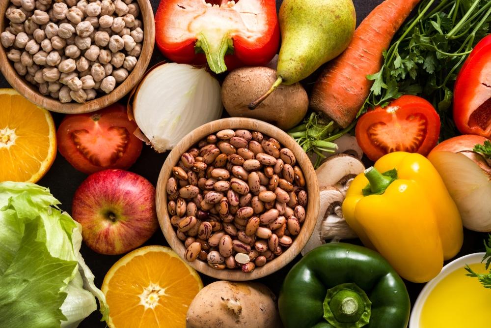40 day reset diet menu