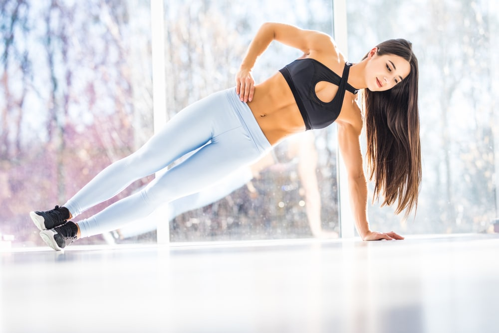 planks for abs