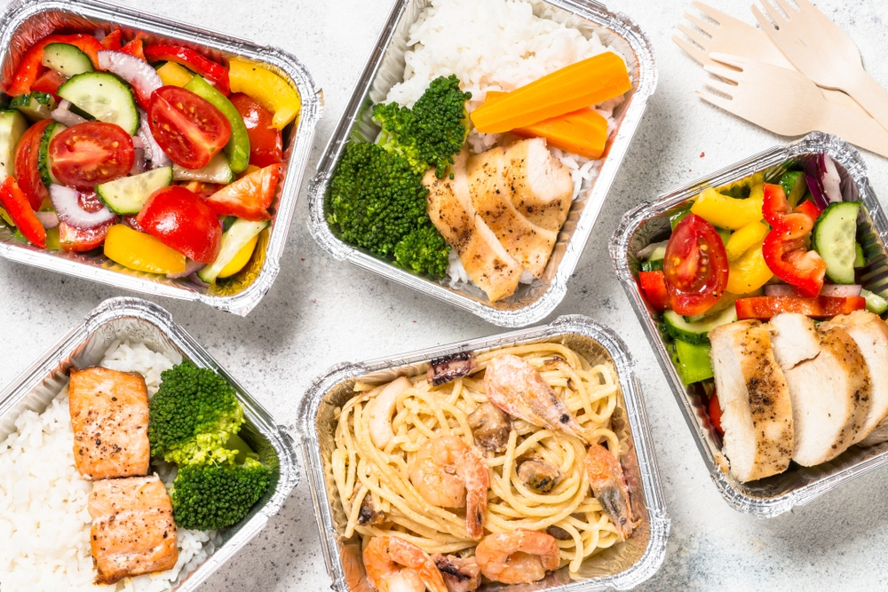 1 month meal plan