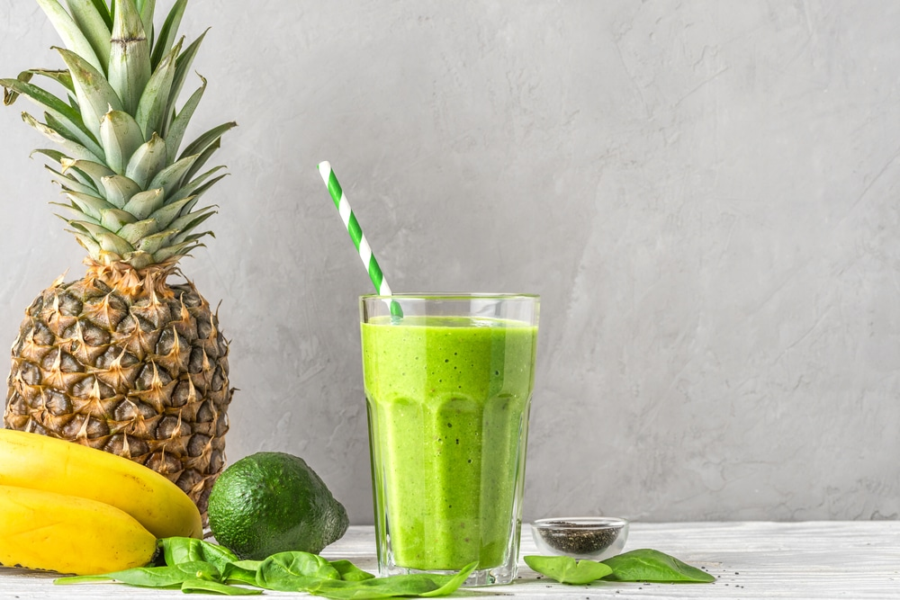 30 day green smoothie diet weight loss