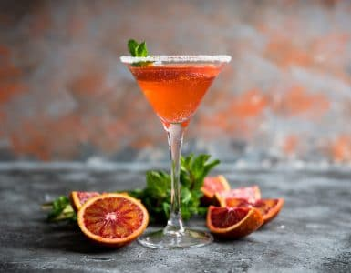 alcohol to drink when on a diet