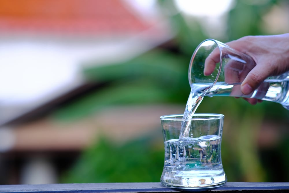 7 day water fast weight loss