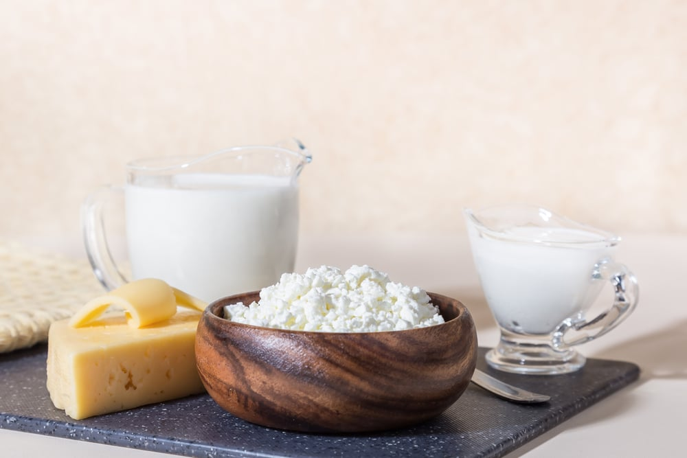 foods with casein