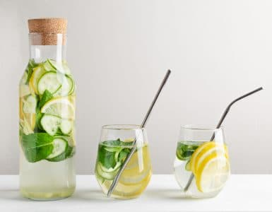 7 day water fast