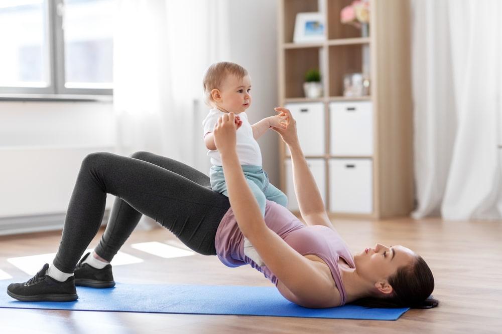 best exercises for pelvic floor yoga