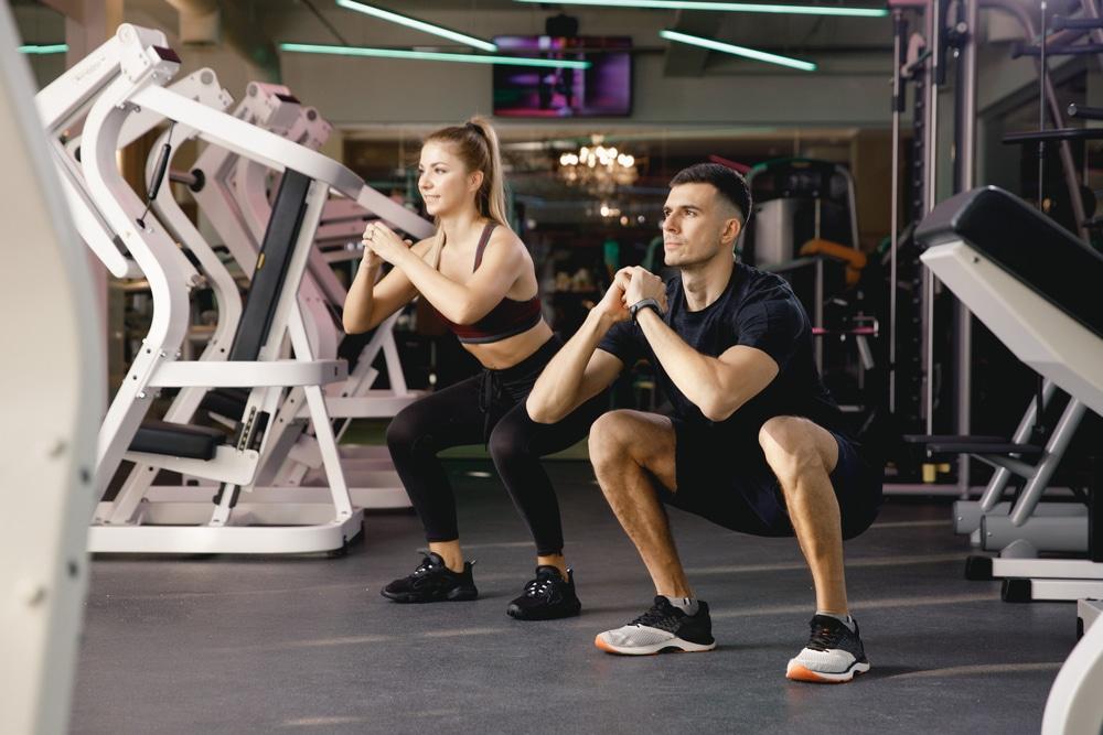 90 days squat challenge