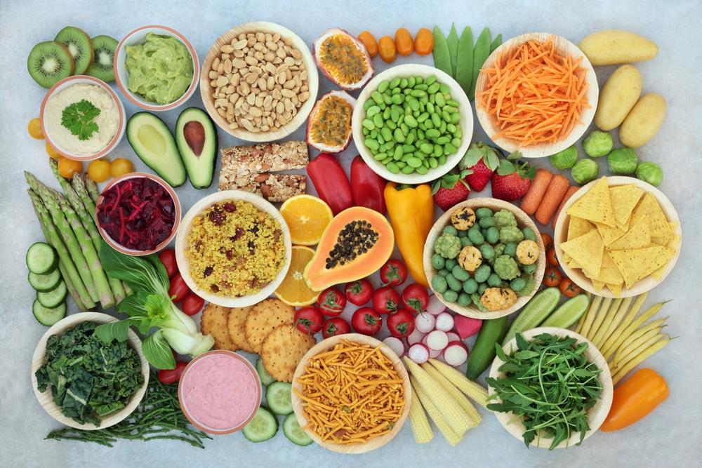 foods high in cholesterol