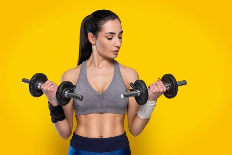7 day workout plan to build muscle