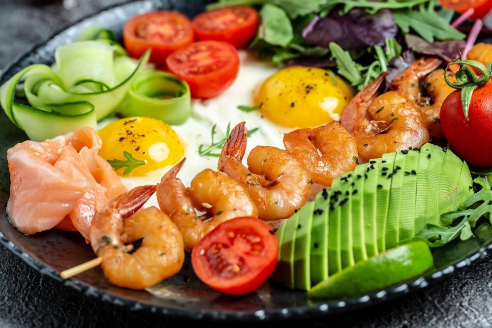 7 day easy keto meal plan