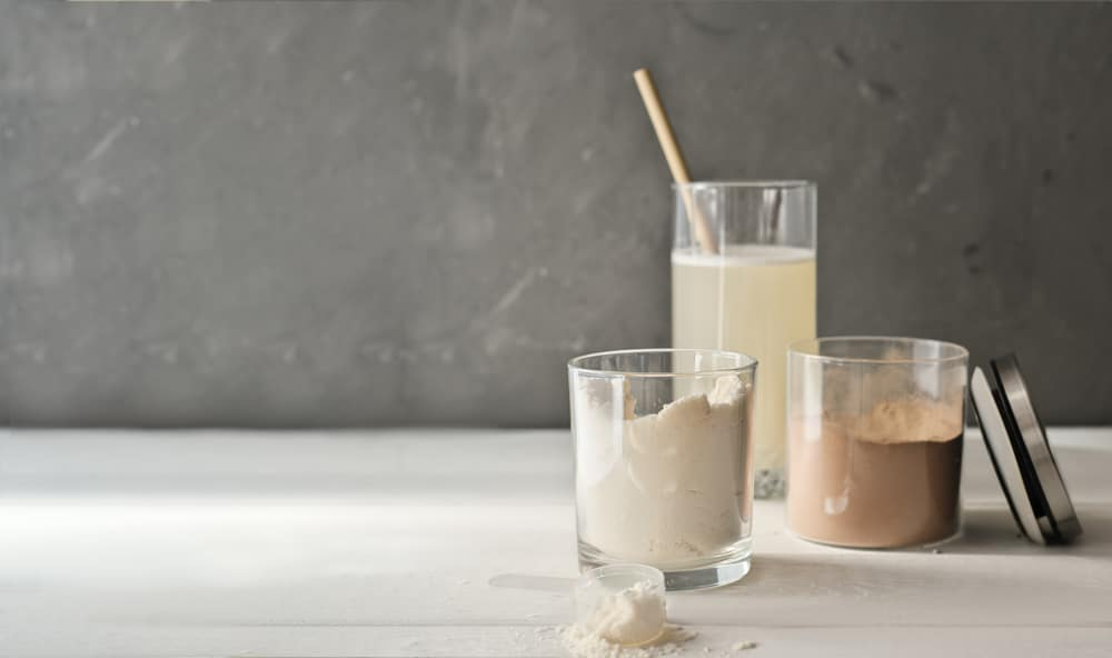 dairy foods with casein