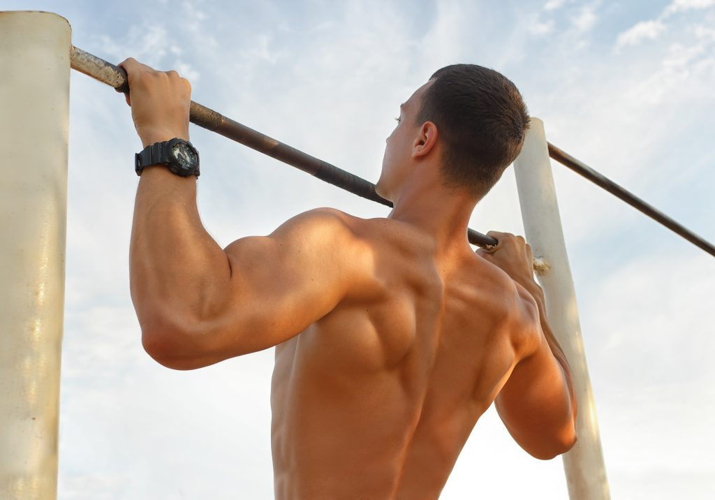 4 day push and pull workout routine