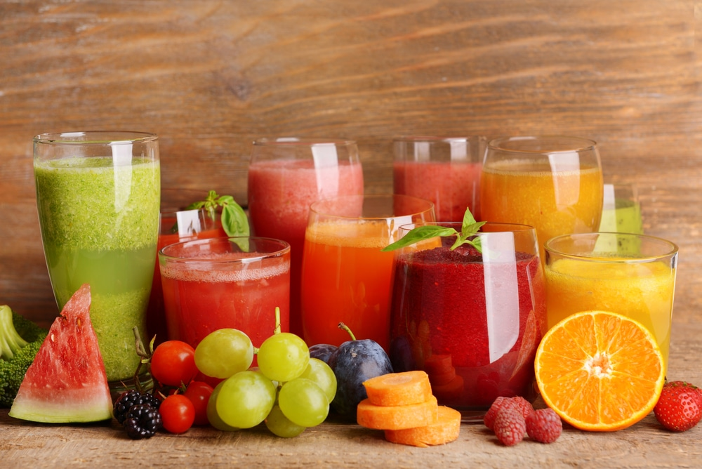 juice cleanse weight loss