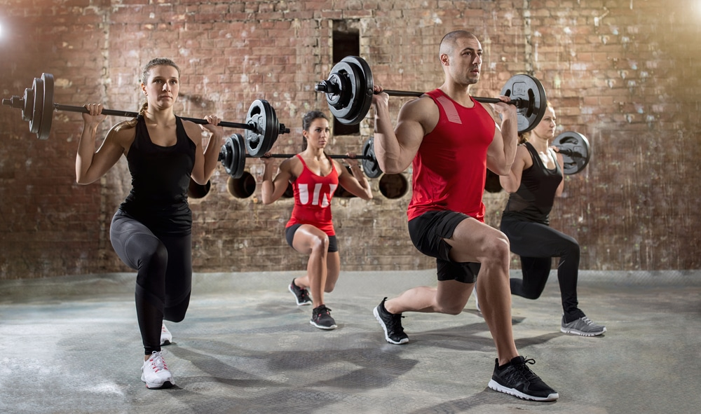 advanced 4 day workout routine for lean muscle
