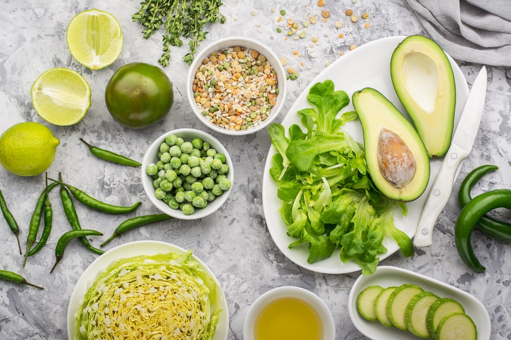 raw food diet weight loss meal plan