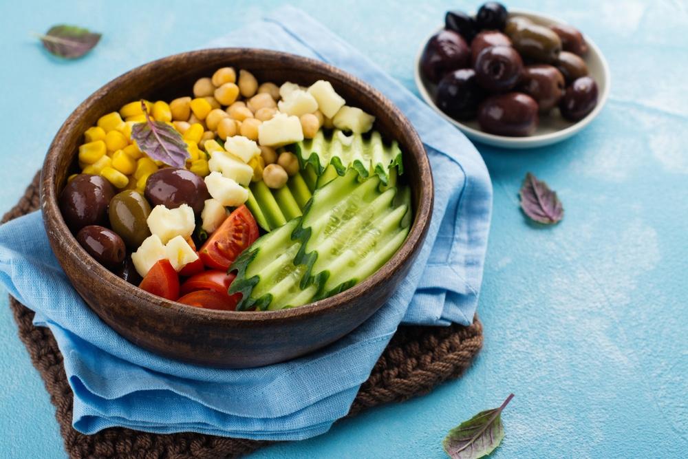 simple raw food diet meal plan