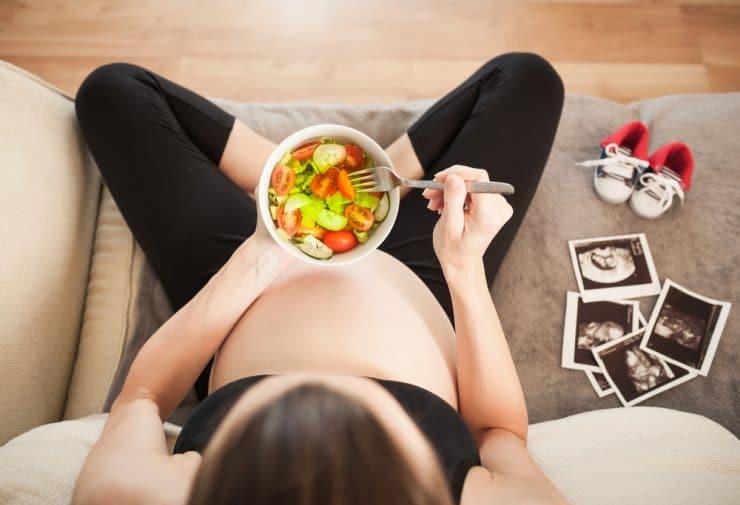 22 weeks pregnant diet plan