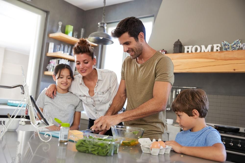 2 week family meal plan