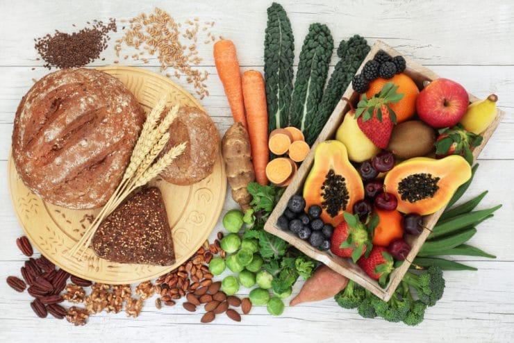 high-fiber foods for weight loss