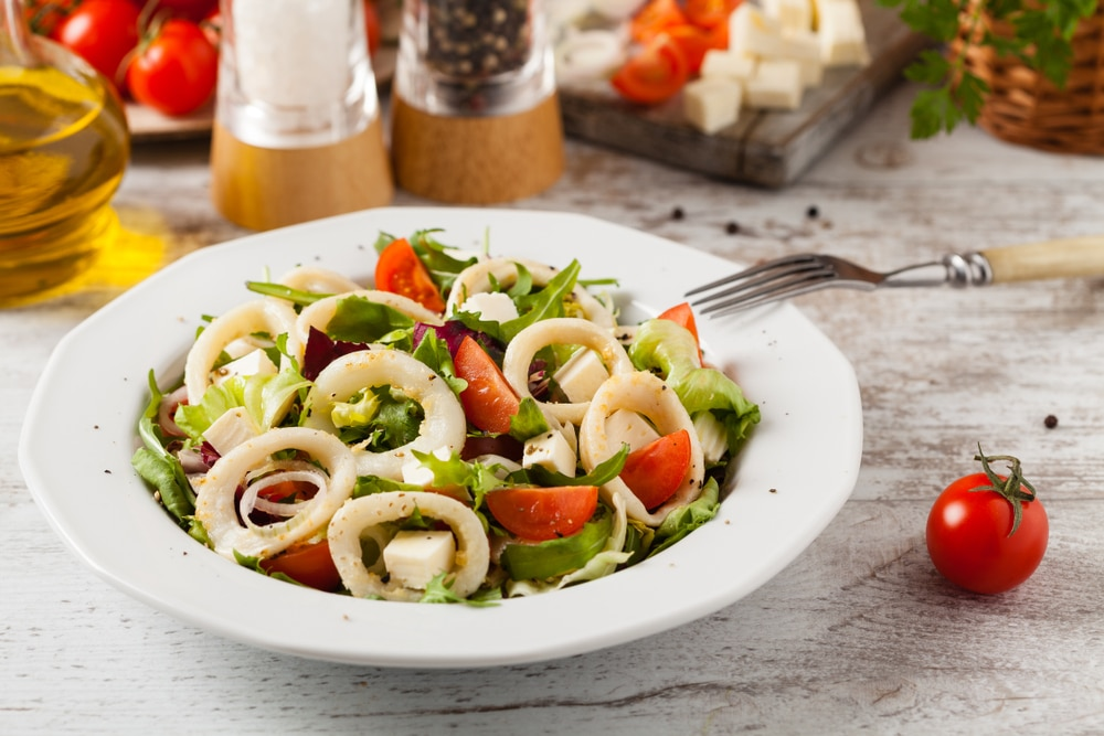 small salad recipes for low-carb diets