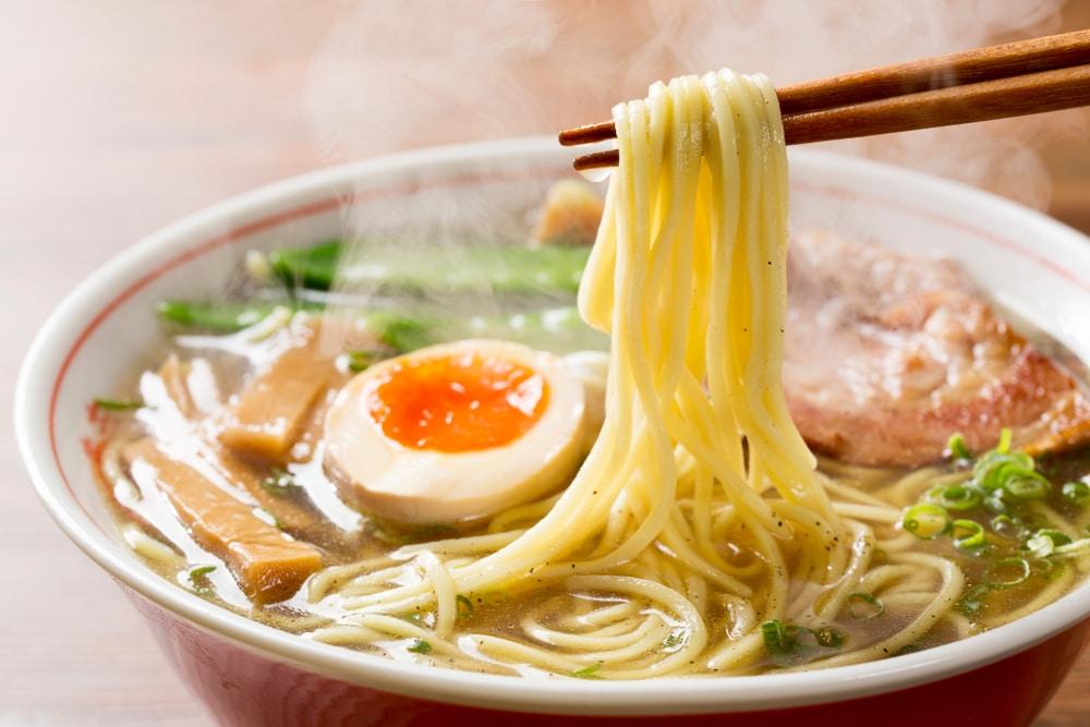 chicken ramen noodle nutrition facts