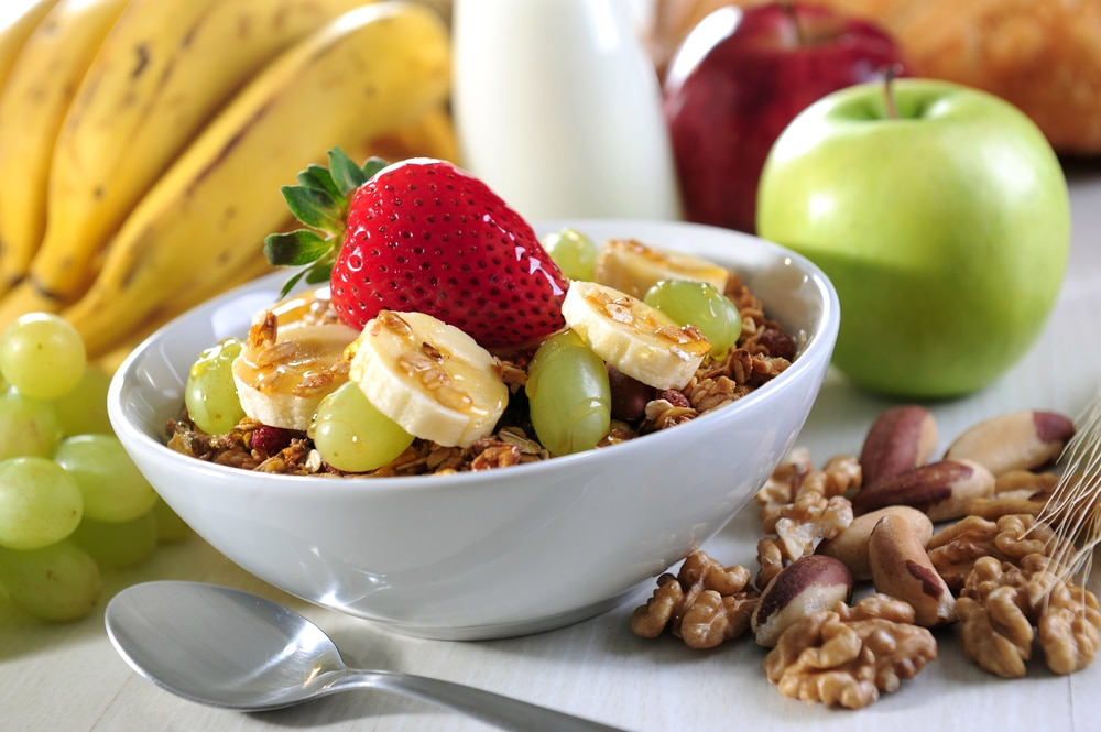 high fiber foods for weight loss