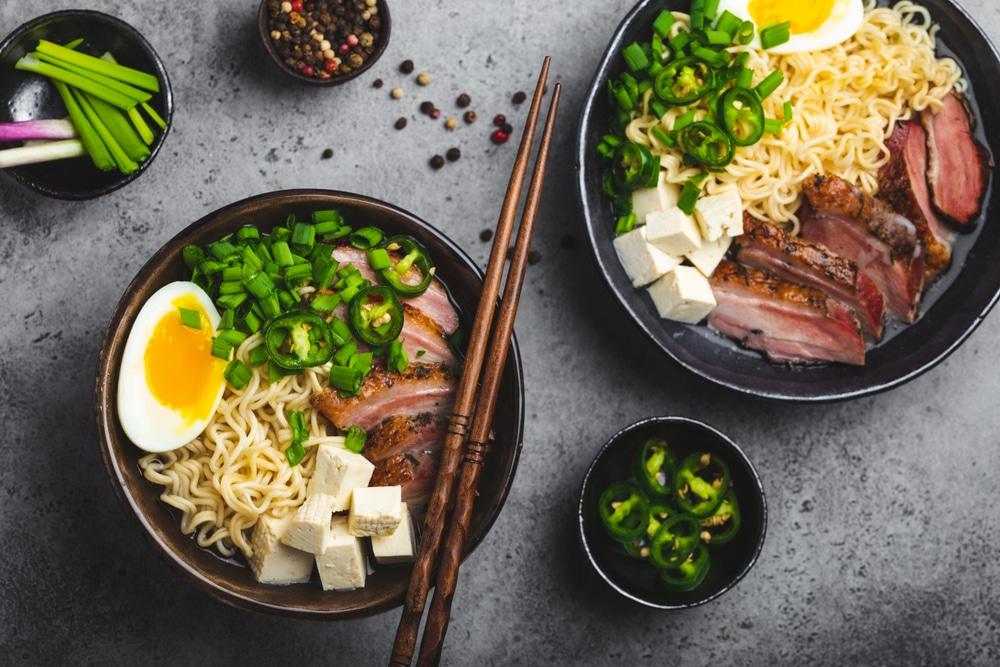 ramen noodles nutrition facts