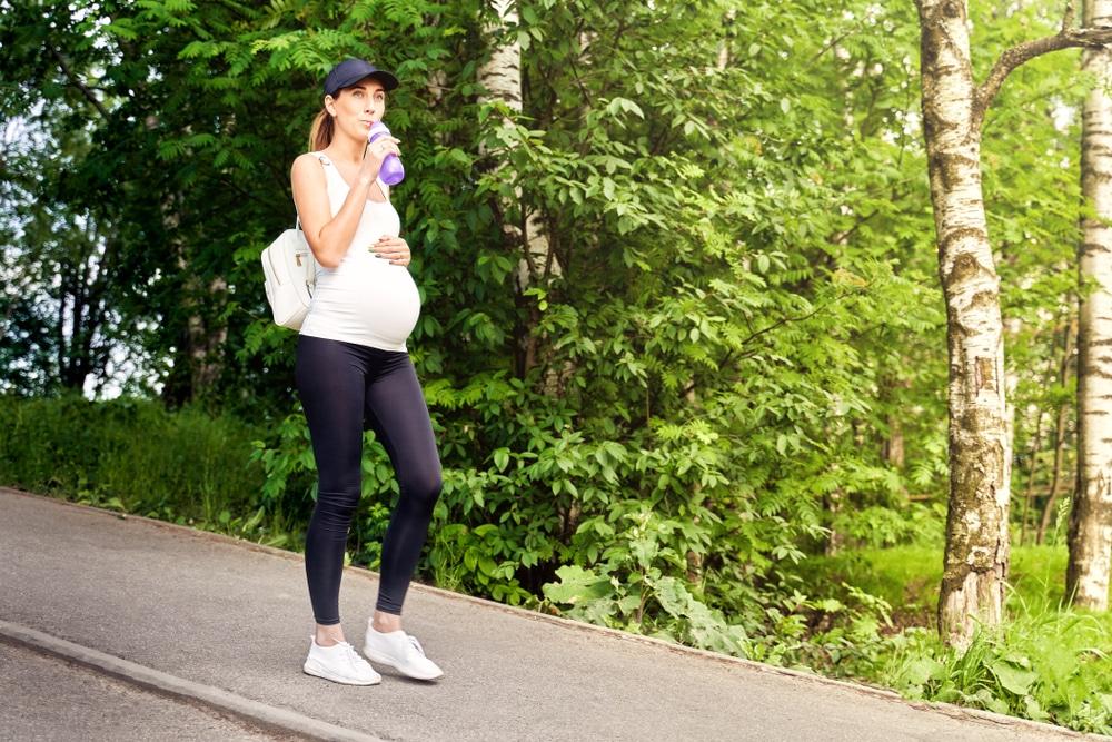 medium impact pregnancy cardio workout