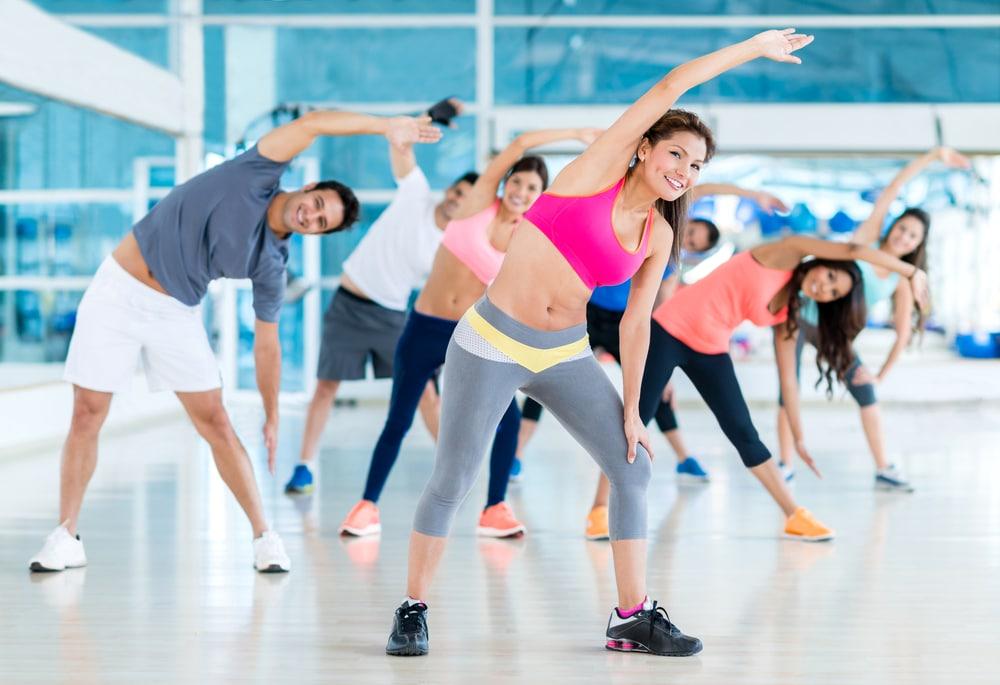 6-week female fitness model workout