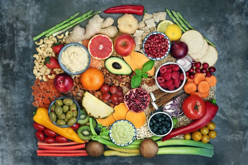 high fiber keto foods