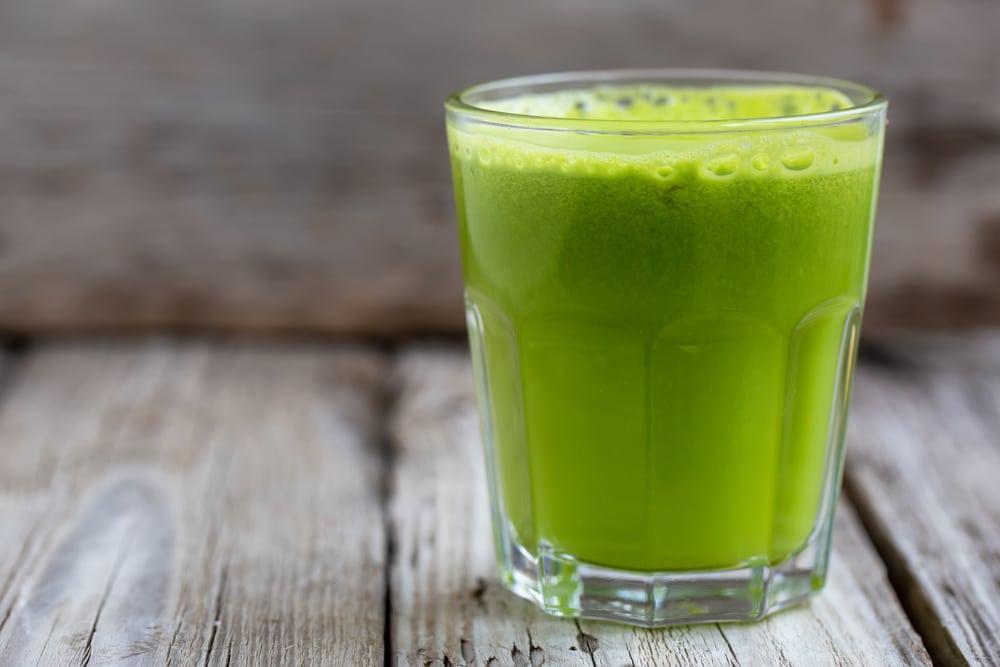 celery juice detox headache