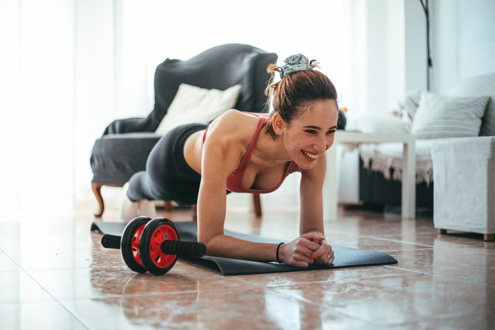 aerobic exercises to do at home