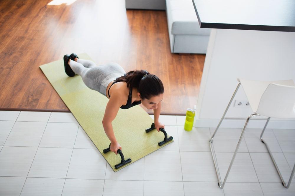 at home workout plan