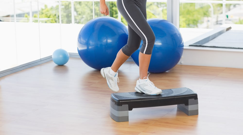 list of aerobic exercises to do at home