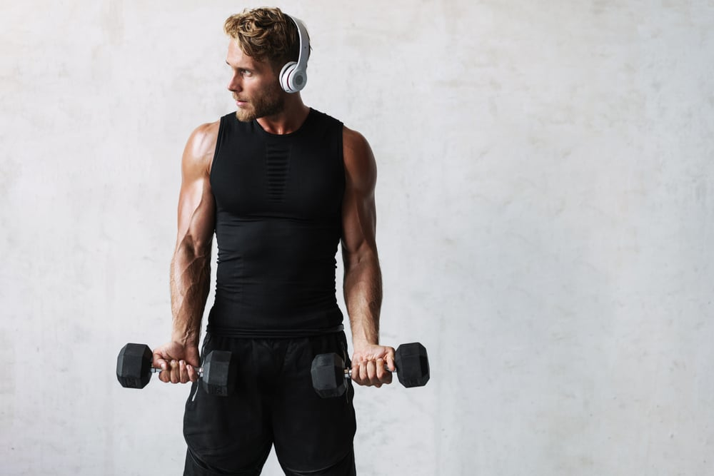 3 day dumbbell workout