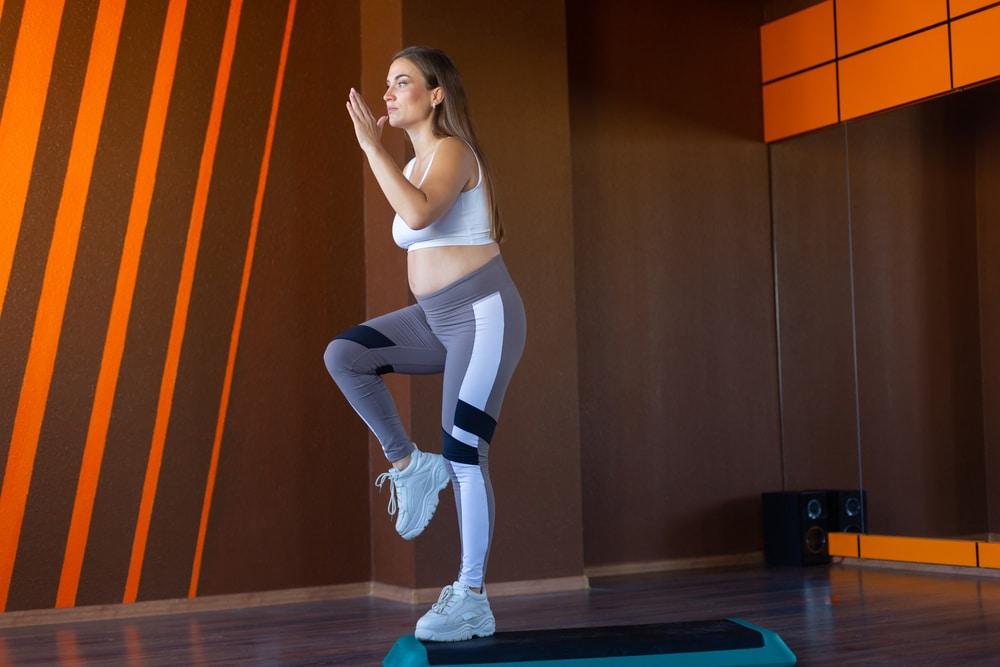 pregnancy cardio workout