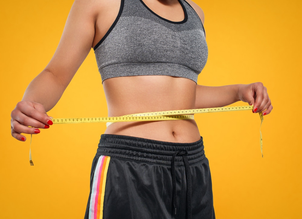 exercise to lose belly fat in 1 week