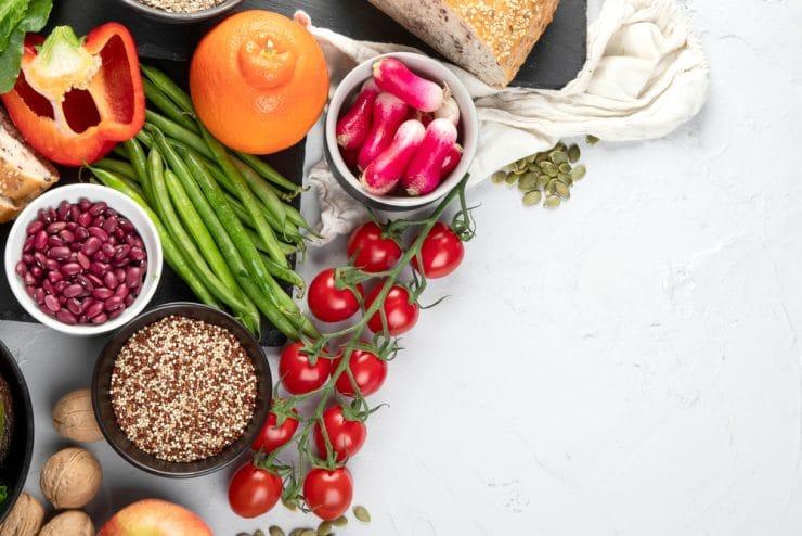 keto fiber foods