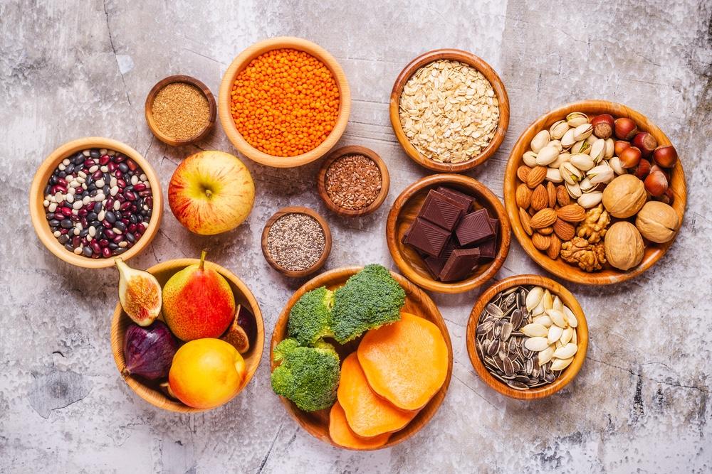 high fiber foods list for weight loss