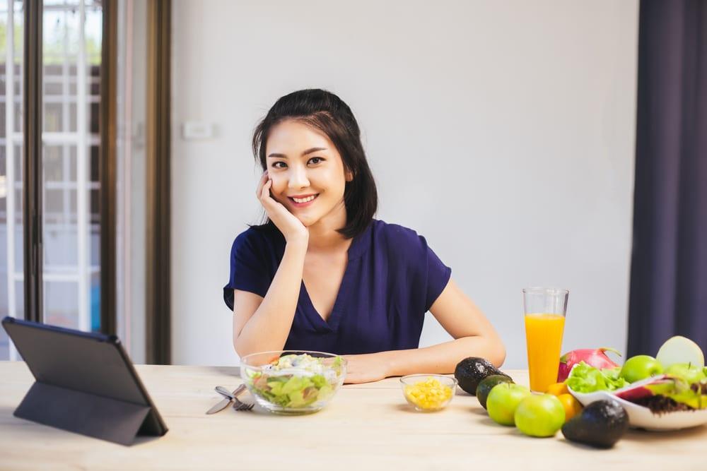 macro meal plan vegetarian gluten free