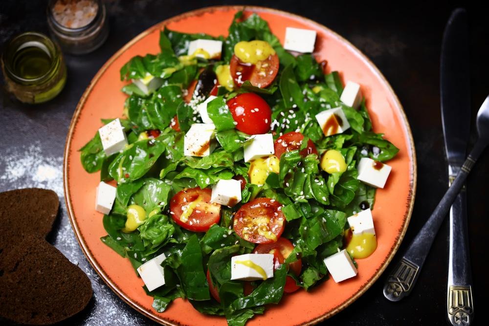 easy macro counted vegetarian meal plan