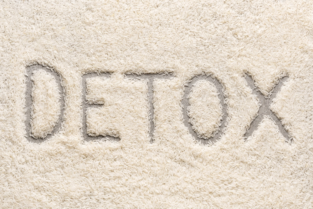 what comes out of your body when you detox