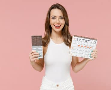 can changing your diet change your period