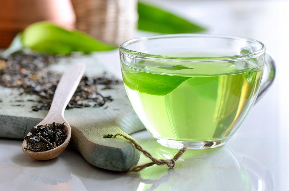 green tea detox benefits