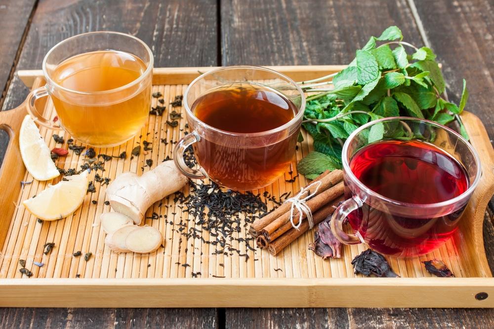 skin detox tea benefits