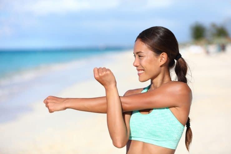 increase shoulder flexibility