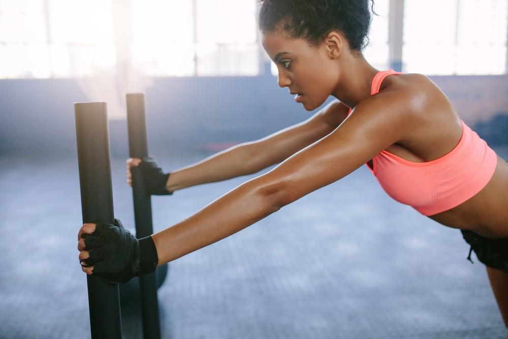 do a 6 week female bodybuilder workout