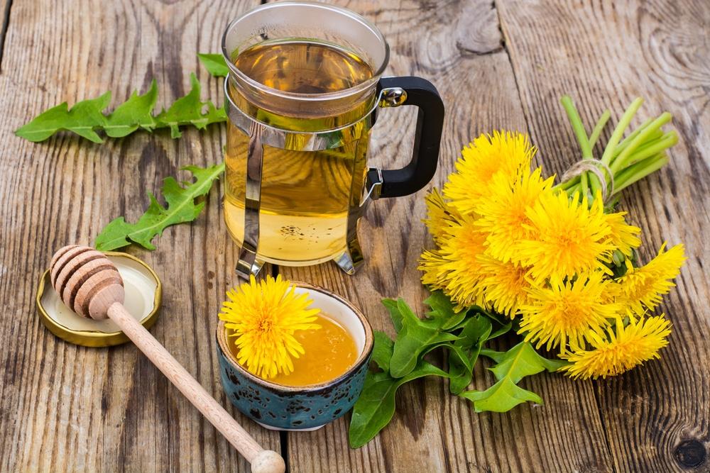 dandelion tea detox side effects