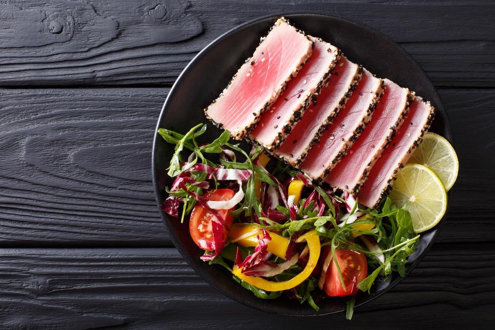 30-day tuna diet