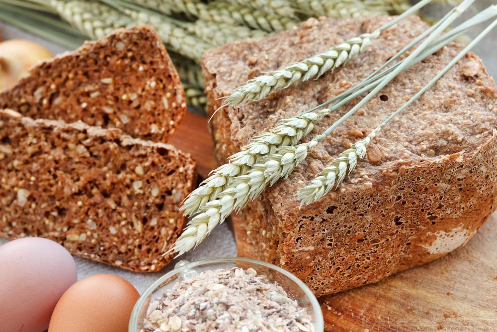 high-fiber foods chart