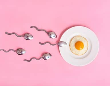 weight gain during ovulation